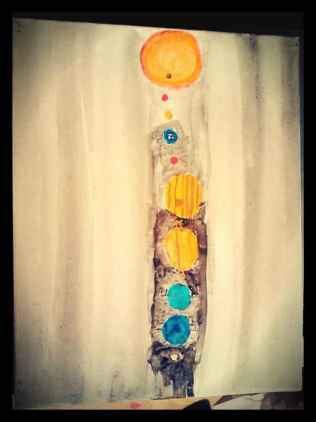 Starshine's Space Painting