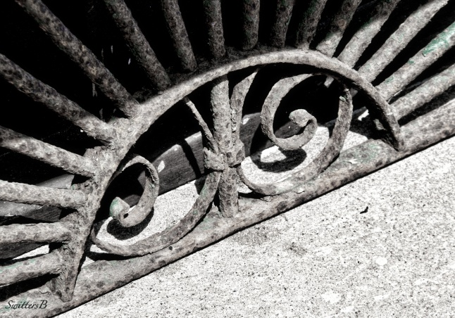 wrought iron-design-rust-rustic-photography-