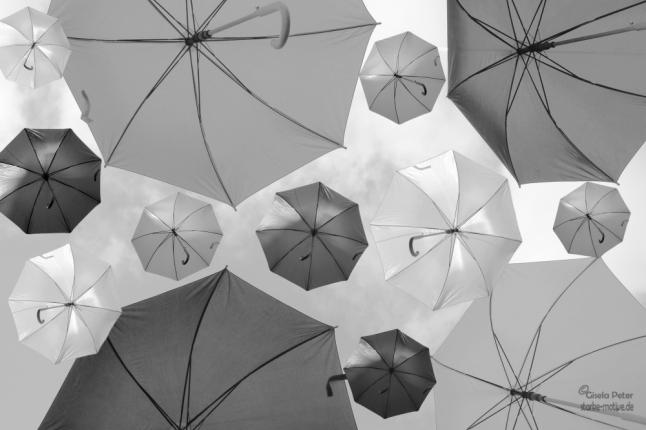 RegenschirmCollage