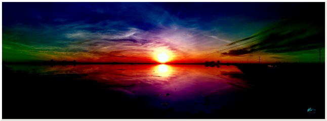 """""""Mystic Sunset"""" photo by Melody Kittles - To read more about it, or to purchase a photo/photo gift, please click on the photo to be directed to my deviantArt page."""
