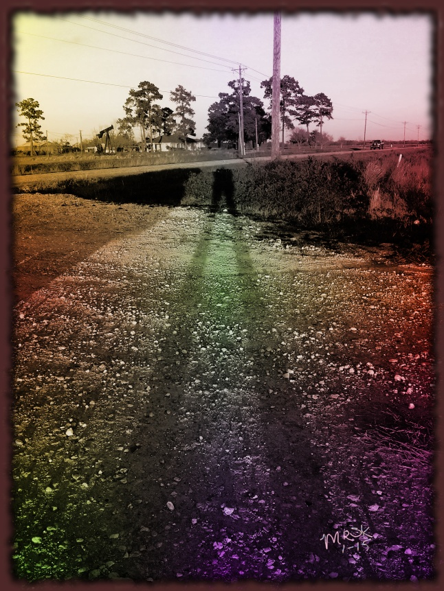 """""""The Shadows Grew Long"""" - photo by Melody Kittles - To read more about this piece, or to order a print or gift item, please click the photo to be redirected to my deviantArt page."""
